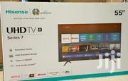 Led Hisense TV Smart 4k 55 Inches | TV & DVD Equipment for sale in Central Region, Kampala