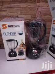 Sayona Brand New 2L High Quality Blenders With Grinder | Kitchen Appliances for sale in Central Region, Kampala