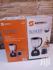 Sayona Brand New High Quality 2L Blenders With Grinder. 2 in 1 | Kitchen Appliances for sale in Central Region, Kampala