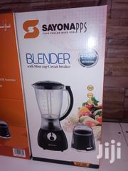 Sayonapps Brand New 2L Blenders With Grinder | Kitchen Appliances for sale in Central Region, Kampala