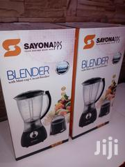 Sayonapps Brand New Boxed 2L Blenders With Grinder | Kitchen Appliances for sale in Central Region, Kampala