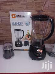 Brand New 2L Sayona Blenders With Grinder. 2 in 1 | Kitchen Appliances for sale in Central Region, Kampala