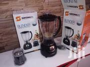 Blenders. Brand New 2 In 1 2 Litres Blenders With Grinder | Kitchen Appliances for sale in Central Region, Kampala