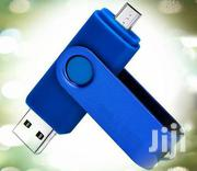 2 in 1 Pen Drive Flash Disk- 32GB | Accessories & Supplies for Electronics for sale in Central Region, Kampala