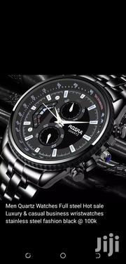 Luxury Business Stainless Steel Watch | Watches for sale in Central Region, Kampala
