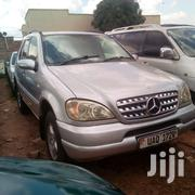 Mercedes-Benz M Class 2001 Silver | Cars for sale in Central Region, Kampala