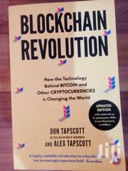 BLOCKCHAIN REVOLUTION. Hardcover Book On Sale | Books & Games for sale in Central Region, Kampala
