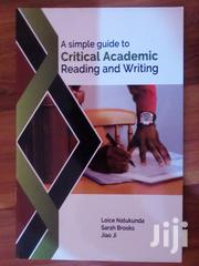 A Guide To Critical Academic Reading And Writing. Hardcover Book On Sa | Books & Games for sale in Central Region, Kampala
