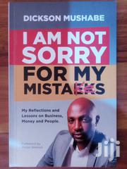 I Am Not Sorry For My Mistakes. Hardcover Book On Sale. | Books & Games for sale in Central Region, Kampala
