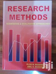 RESEARCH METHODS Book On Sale. | Books & Games for sale in Central Region, Kampala