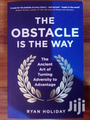 The Obstacle Is The Way. Hardcover Book On Sale. | Books & Games for sale in Central Region, Kampala