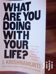 What Are You Doing With Your Life. Hardcover Book On Sale. | Books & Games for sale in Central Region, Kampala