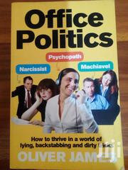 OFFICE POLITICS. Hardcover Book On Sale | Books & Games for sale in Central Region, Kampala