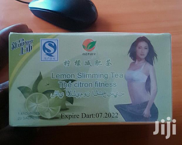The Perfect Slimming Tea.
