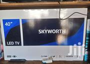"SKYWORTH 40"" LED Flat Screen TV 