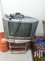 Television With Simba City Cable Decoder And TV Stand | TV & DVD Equipment for sale in Central Region, Kampala