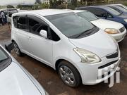 Toyota Ractis 2007 White | Cars for sale in Central Region, Kampala