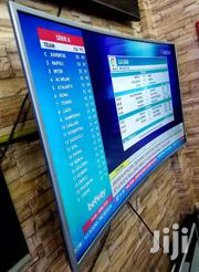 Samsung 55inches 4k Curved Screen Tv | TV & DVD Equipment for sale in Central Region, Kampala