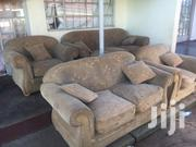 Sofa Set 7 Sitter in Good Condition | Furniture for sale in Central Region, Kampala