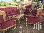 Grandfather 7 Seater Sofa Set | Furniture for sale in Central Region, Kampala