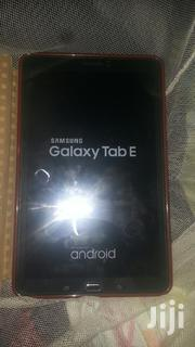 Samsung Galaxy Tab E 8.0 32 GB Black | Tablets for sale in Central Region, Kampala