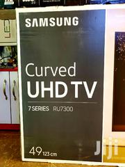Brand New 49inch Samsung Curve Uhd 4k Smart Tvs | TV & DVD Equipment for sale in Central Region, Kampala