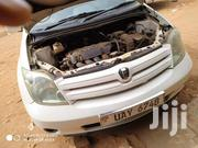 Toyota IST 2004 White   Cars for sale in Central Region, Kampala