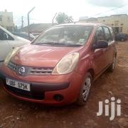 Nissan Note 2002 Red | Cars for sale in Central Region, Kampala