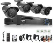 4 Channeled Cctv Cameras Installation | Security & Surveillance for sale in Central Region, Kampala