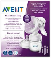 Avent Natural Breast SC Pump Manual, Clear | Baby & Child Care for sale in Central Region, Kampala