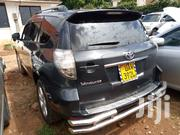 Toyota Vanguard 2008 Black | Cars for sale in Central Region, Kampala