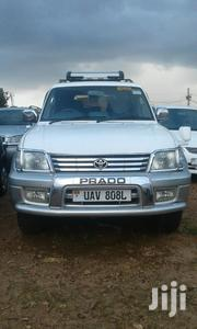 Toyota Land Cruiser Prado 1998 Silver | Cars for sale in Central Region, Kampala