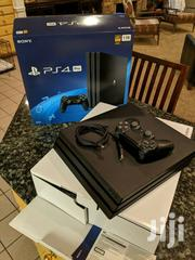 Sony Playstation 4 Pro 1TB 4K Console - Jet Black | Video Game Consoles for sale in Central Region, Mpigi