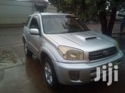 Toyota RAV4 2002 Automatic Silver   Cars for sale in Central Region, Kampala