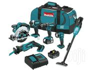 Makita XT614SX1 18V LXT Lithium-ion Cordless 6-pc. Combo Kit (3.0ah) | Electrical Tools for sale in Central Region, Kampala