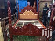 Queen Size 5by6 Netpole   Furniture for sale in Central Region, Kampala