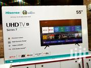 New Hisense Smart 4k UHD TV 55 Inches | TV & DVD Equipment for sale in Central Region, Kampala
