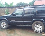 Jeep Cherokee 2004 Limited 3.7 Black | Cars for sale in Central Region, Kampala