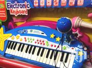 Kids Piano / Baby Piano With A Microphone | Toys for sale in Central Region, Kampala