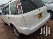 Honda CR-V 2000 2.0 4WD Automatic White   Cars for sale in Central Region, Kampala
