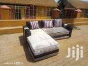 Ready for Delivery Mini L Shape Sofa | Furniture for sale in Central Region, Kampala