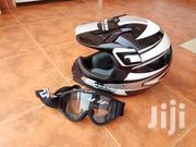 Dixon GP Racing Helmet + Scott Goggles | Vehicle Parts & Accessories for sale in Central Region, Kampala