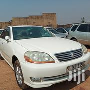 Toyota Mark II 2004 White | Cars for sale in Central Region, Kampala