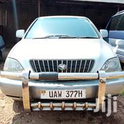 Toyota Harrier 2000 Silver   Cars for sale in Central Region, Kampala