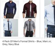 Pack of 4 Formal Men'S Shirts | Clothing for sale in Central Region, Kampala