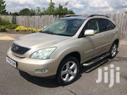 Toyota Harrier 2009 Gold   Cars for sale in Central Region, Kampala