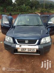 Honda CR-V 2000 2.0 4WD Automatic Blue | Cars for sale in Central Region, Mukono