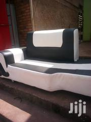 Black And White Sofa   Furniture for sale in Central Region, Kampala