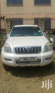 Toyota Land Cruiser Prado 2002 White | Cars for sale in Central Region, Kampala