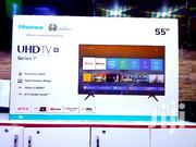 "New Hisense 55"" Smart 4k UHD TV 
